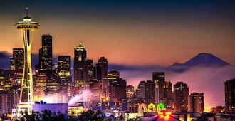 Crowne Plaza Seattle Airport - SeaTac - Vista esterna