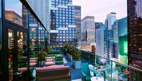 紐約時代廣場市民 M 酒店 - 紐約 - 紐約 - 陽台