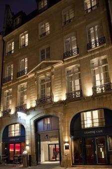 L'Empire Paris - Pariisi - Rakennus