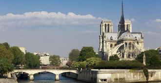 L'Empire Paris - פריז - נוף חיצוני