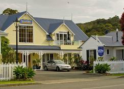 Seaport Village - Russell - Edificio