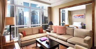 Oakwood Premier Cozmo Jakarta - Jakarta - Living room