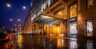 StandArt Hotel Moscow. A Member of Design Hotels - Moscow - Outdoor view