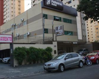 Pinheiros Hotel - Goiânia - Gebäude