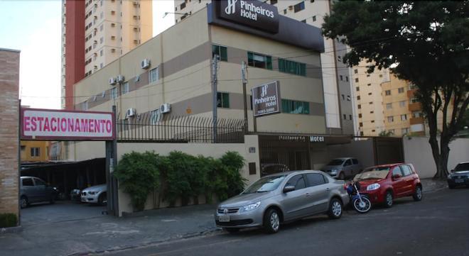 Pinheiros Hotel - Γκοϊάνια - Κτίριο