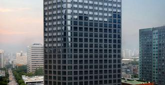 Shilla Stay Mapo - Seul - Edifício
