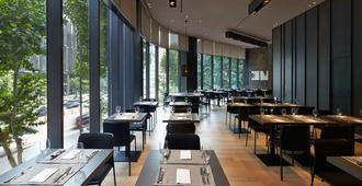 Shilla Stay Mapo - Seúl - Restaurante