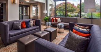 Best Western Plus Austin Central - Austin - Lounge