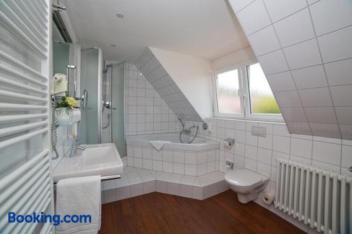 Top Khr Stadthotel - Freiburg im Breisgau - Bathroom