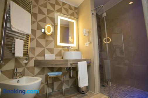 Abano Verdi Hotel Terme - Abano Terme - Phòng tắm