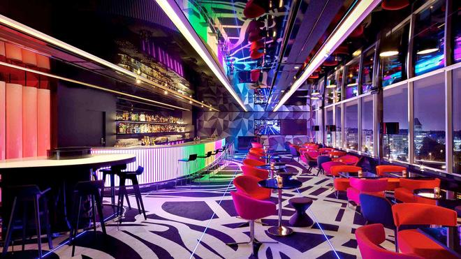 Sofitel Luxembourg Le Grand Ducal - Luxembourg - Bar
