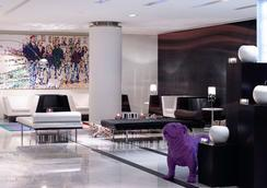 Sofitel Luxembourg Le Grand Ducal - Luxembourg - Lounge