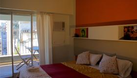 Hostel Suites Florida - Μπουένος Άιρες - Κρεβατοκάμαρα