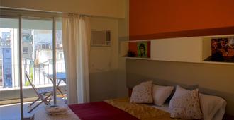 هوستل سويتس فلوريدا - بوينس أيرس - غرفة نوم