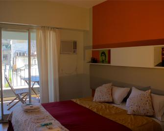 Hostel Suites Florida - Buenos Aires - Quarto