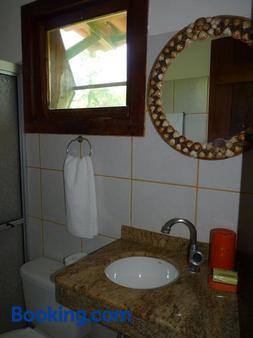 Pousada Meu Sossego - Barra Grande - Bathroom