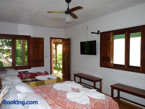 Pousada Meu Sossego - Barra Grande - Bedroom