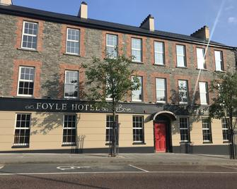 Foyle Hotel by Chef Brian Mc Dermott - Moville - Building