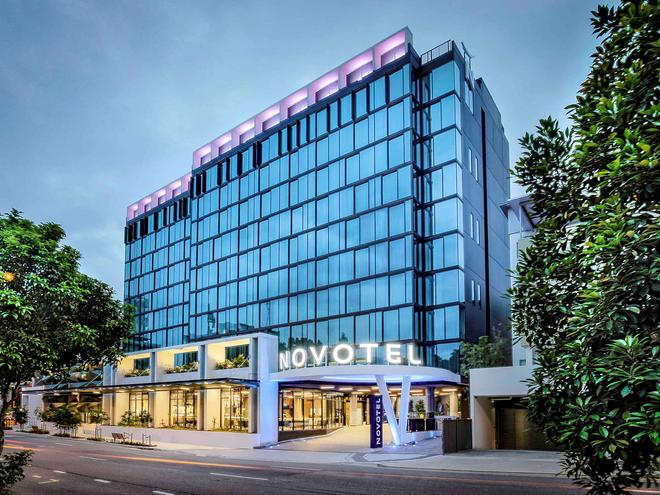 Novotel Brisbane South Bank - Brisbane - Building