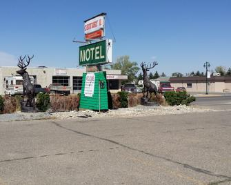 Century 2 Motel - Fort Macleod - Gebouw