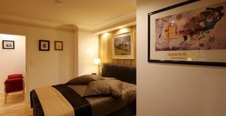 Golden Apartments - Essen - Schlafzimmer