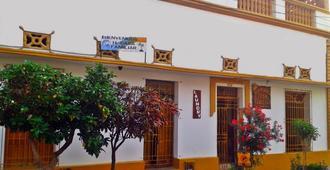 Hospedería Casa Familiar - Santa Marta - Bâtiment