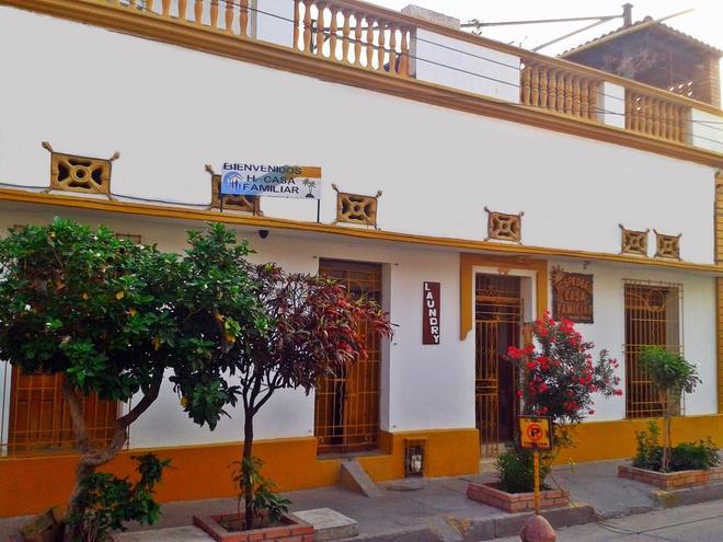 Hospedería Casa Familiar - Santa Marta