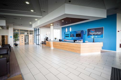 Travelodge Dublin Airport South - Δουβλίνο - Ρεσεψιόν