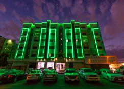 Al Eairy Furnished Apartments Jeddah 2 - Djeddah - Bâtiment