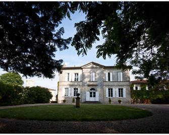 Château Franc Pourret - Saint-Émilion - Edificio