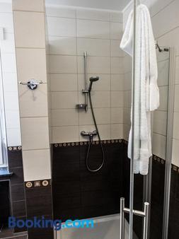 Hôtel Pax - Luxembourg - Bathroom