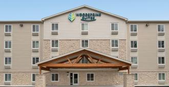 Woodspring Suites Albuquerque - Albuquerque - Rakennus
