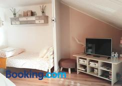 La Taniere Douce - Sauville - Bedroom
