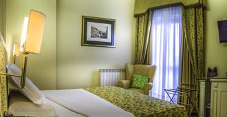 Hotel La Bussola - Novara - Habitación