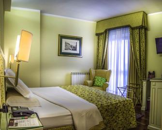 Hotel La Bussola - Новара - Спальня