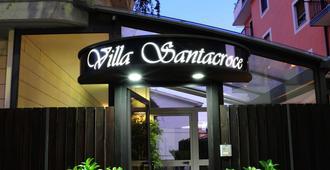 Villa Santa Croce - San Giovanni Rotondo - Gebäude