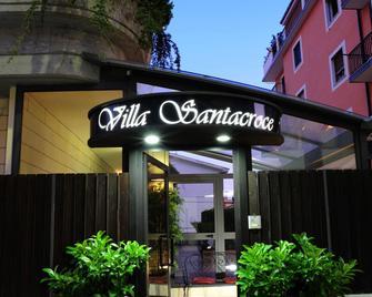 Villa Santacroce - San Giovanni Rotondo - Gebäude