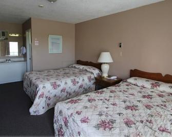 Lotus Motel - Cobourg - Bedroom