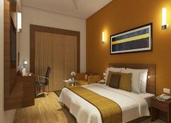 Lemon Tree Hotel Gachibowli - Hyderabad - Bedroom