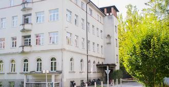 C-punkt hostel - Ljubljana - Building