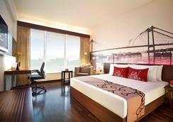 Vivanta Kolkata Em Bypass - Kolkata - Bedroom