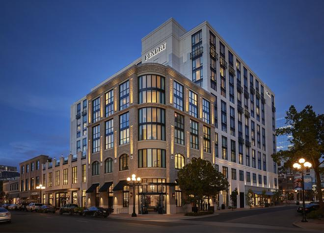 Pendry San Diego - San Diego - Edificio