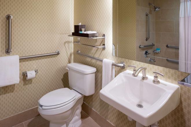 Hyatt Regency Houston Intercontinental Airport - Houston - Phòng tắm