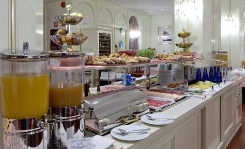 Hotel Liabeny - Μαδρίτη - Μπουφές