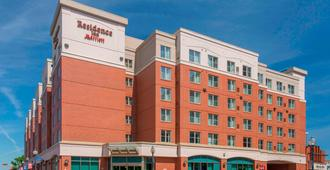 Residence Inn by Marriott Moncton - Moncton - Building