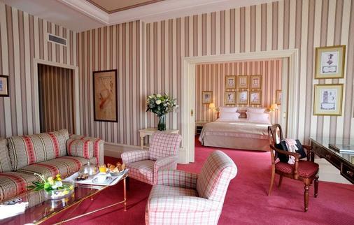 Grand Hôtel- Domaine De Divonne - Divonne-les-Bains - Golf course