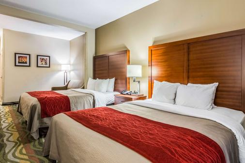 Comfort Inn & Suites Lookout Mountain - Chattanooga - Bedroom