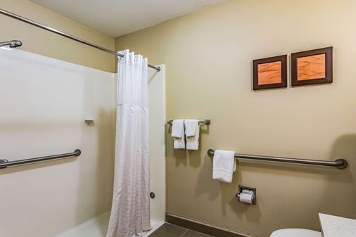 Comfort Inn & Suites Lookout Mountain - Chattanooga - Bathroom