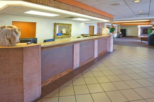 Americas Best Value Inn Laredo - Laredo - Lễ tân