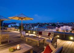 Hotel Sofitel Brussels Europe - Brussel - Balkon